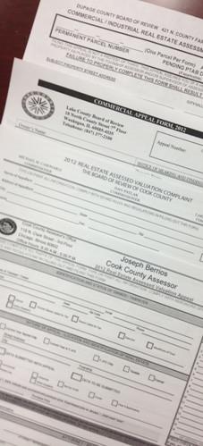 Property Tax Assessment Appeals